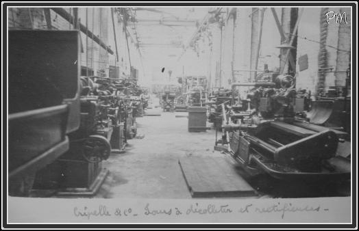 lille usine atlas copco crepelle  lille usine crepelle