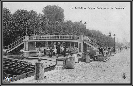 lille bois de boulogne, lille jardin vauban, lille avenue leon jouhaux
