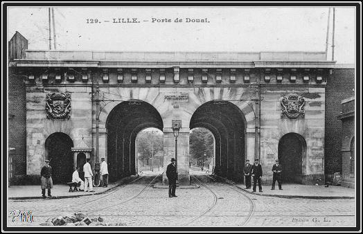 Lille porte de douai lille place fernig - Station essence porte des postes lille ...