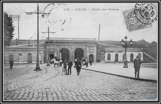 Lille porte des postes lille cimetiere du sud faubourg - Station essence porte des postes lille ...