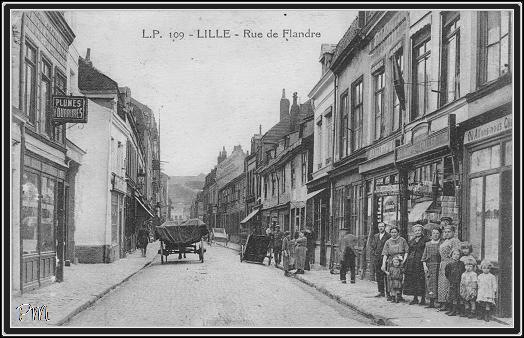 lille rue de flandre lille eglise saint pierre saint paul rue de la paix d 39 utrecht lille. Black Bedroom Furniture Sets. Home Design Ideas
