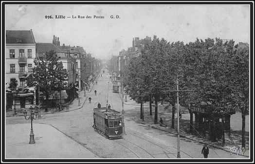 Rue des postes lille - Station essence porte des postes lille ...
