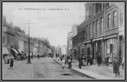 Lille avenue de dunkerque lomme lambersart avenue de for Au dela du miroir lille